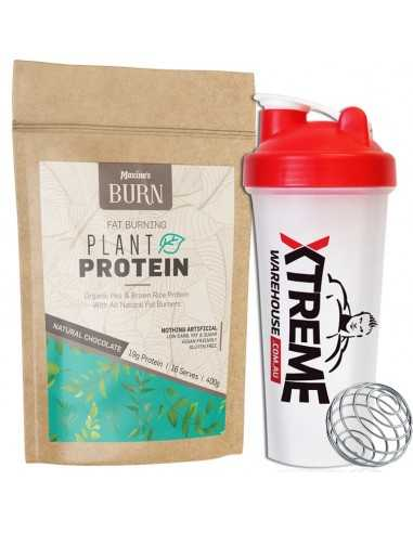 Maxine's Pure - Natural Plant Based Protein