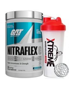 GAT Nitraflex + C - Pre workout