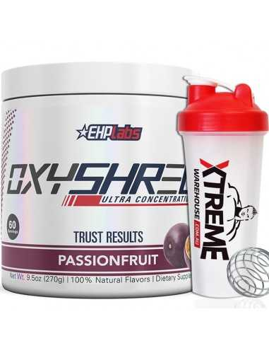 EHP Labs OxyShred