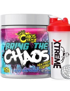 Chaos Crew Bring The Chaos Pre- Workout