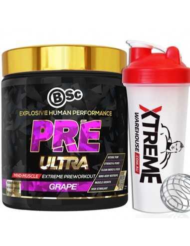 Pre Ultra by Body Science BSc