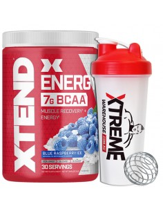Xtend Energy + BCAA by Scivation