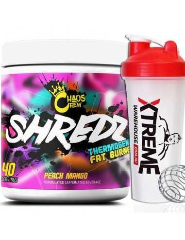 Shredz Fat Burner by Chaos Crew