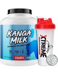 Staunch Kanga Milk Protein Powder