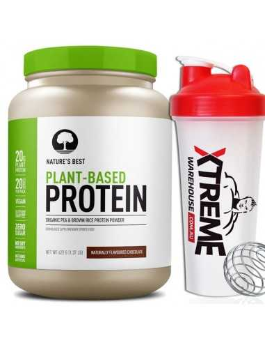 Plant Based Protein by Nature's Best