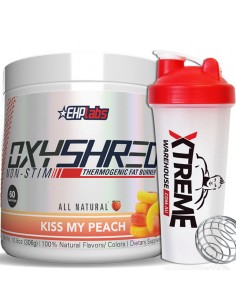 OxyShred Non Stim by EHP Labs