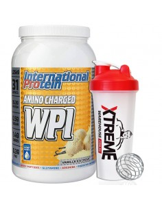 Amino Charged WPI by International Protein 1.25kg