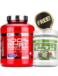 100% Professional Whey by Scitec Nutrition