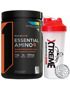 R1 Essential Amino by rule 1 proteins