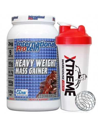 Heavy Weight Mass Gainer by International Protein 2kg