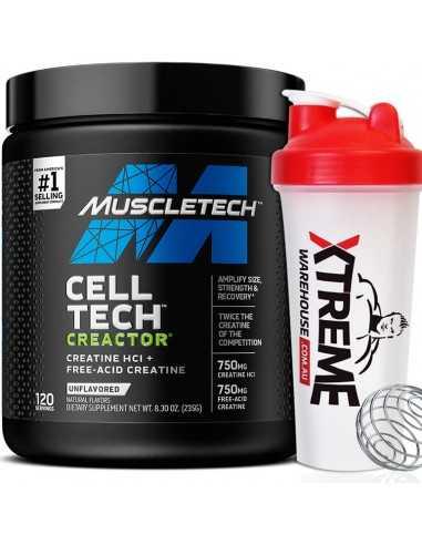 Celltech Creactor Creatine by Muscletech