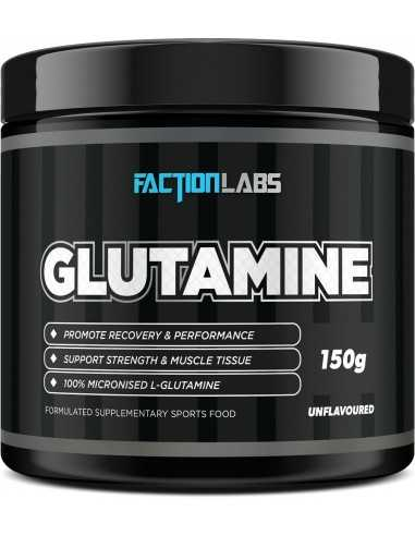 L-Glutamine by Faction Labs