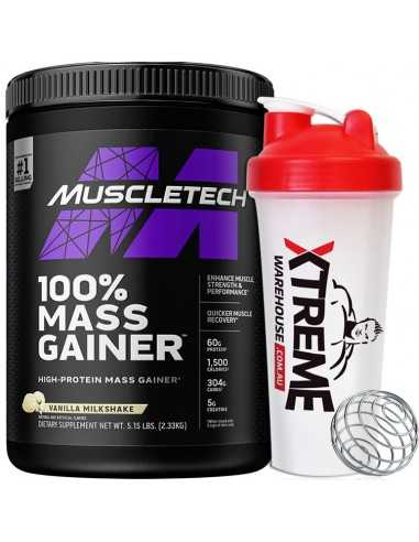 100% Mass Gainer by Muscletech
