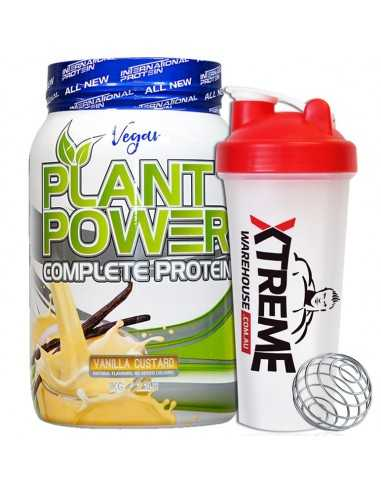 Plant Powder Complete Protein by International Protein