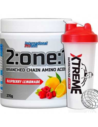 2:One:1 Branched Chain Amino Acids by International Protein