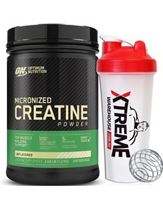 Optimum Nutrition Micronized Creatine Powder 1200g
